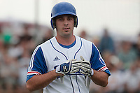25 july 2010: Gaspard Fessy of France looks dejected during France 6-1 victory over Czech Republic, in day 3 of the 2010 European Championship Seniors, in Neuenburg, Germany.