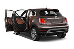 Car images of 2016 Fiat 500X Trekking-Plus-4WD 5 Door SUV Doors