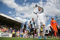 Wycombe Wanderers v Dagenham & Redbridge - 22/08/2015