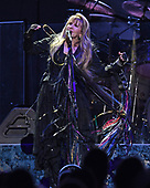 SUNRISE FL - FEBRUARY 20: Stevie Nicks of Fleetwood Mac performs at The BB&T Center on February 20, 2019 in Sunrise, Florida. Photo by Larry Marano © 2019