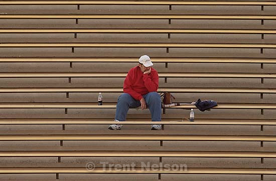 fan. Weber State vs. Montana Tech Saturday night at Stewart Stadium.&amp;#xA; 09/20/2003<br />
