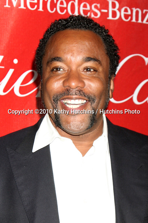 Lee Daniels.arriving at the 2010 Palm Springs Film Festival Awards Gala.Palm Springs Convention Center.January 5, 2010.©2010 Kathy Hutchins / Hutchins Photo.