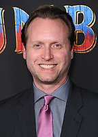 11 March 2019 - Hollywood, California - Ehren Kruger. &quot;Dumbo&quot; Los Angeles Premiere held at Ray Dolby Ballroom. Photo <br /> CAP/ADM/BT<br /> &copy;BT/ADM/Capital Pictures