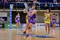Stars&rsquo; Ellen Halpenny in action during the ANZ Premiership - Pulse v Northern Stars at Te Rauparaha Arena, Porirua, New Zealand on Monday 25 June 2018.<br /> Photo by Masanori Udagawa. <br /> www.photowellington.photoshelter.com