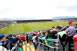 A view of Fitzgerald Stadium before the Kerry v Cork Munster Senior Football Final
