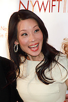 NEW YORK, NY - DECEMBER 13: Lucy Liu at the 2012 New York Women In Film And Television Muse Awards at New York Hilton - Grand Ballroom on December 13, 2012 in New York City. Credit:RW/MediaPunch Inc. /NortePhoto