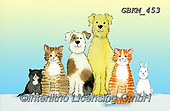 Kate, CUTE ANIMALS, LUSTIGE TIERE, ANIMALITOS DIVERTIDOS, paintings+++++July pets.,GBKM453,#ac#, EVERYDAY ,dog,dogs