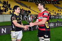 20190823 Mitre 10 Cup - Wellington v Canterbury