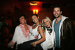 As The World Turns' Colleen Zenk Pinter & Ewa Da Cruz & Terri Colombino & Austin Peck at Trent Dawson's 6th Annual Martinis With Henry on April 17, 2010 at Latitude, New York City, New York. (Photo by Sue Coflin/Max Photos)
