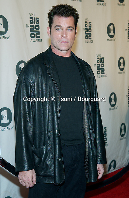 Ray Liotta arriving at the VH1 Big In 2002 Awards  at the Grand Olympic Auditorium in Los Angeles. December 4, 2002.          -            LiottaRay023.jpg