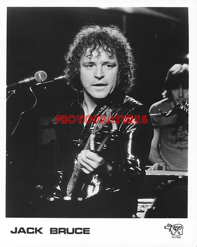 Jack Bruce.photo from promoarchive.com/ Photofeatures..