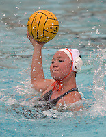 Mar 11, 2015; Claremont, CA, USA; Occidental College Tigers attacker Amanda Akiyama (7) against the Pomona-Pitzer Sagehens at Pomona-Pitzer. Photo by Kirby Lee