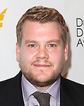 James Corden.in the winners press room at the 57th Annual Drama Desk Awards held at the The Town Hall in New York City, NY on June 3, 2012.