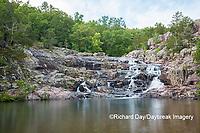 65045-01307 Rocky Falls, Ozark National Scenic Riverways, MO