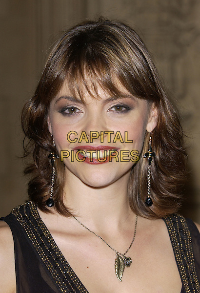 KATE FORD.10th Anniversary National Television Awards, Royal Albert Hall, London, October 26th 2004..portrait headshot.Ref: FIN.www.capitalpictures.com.sales@capitalpictures.com.©Steve Finn/Capital Pictures .