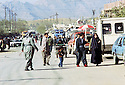Irak 2000.Dans les rues de Kala Diza.    Iraq 2000.In the streets of Kala Diza