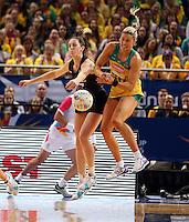 Silver Ferns v Australia - Gold Medal Match 161014