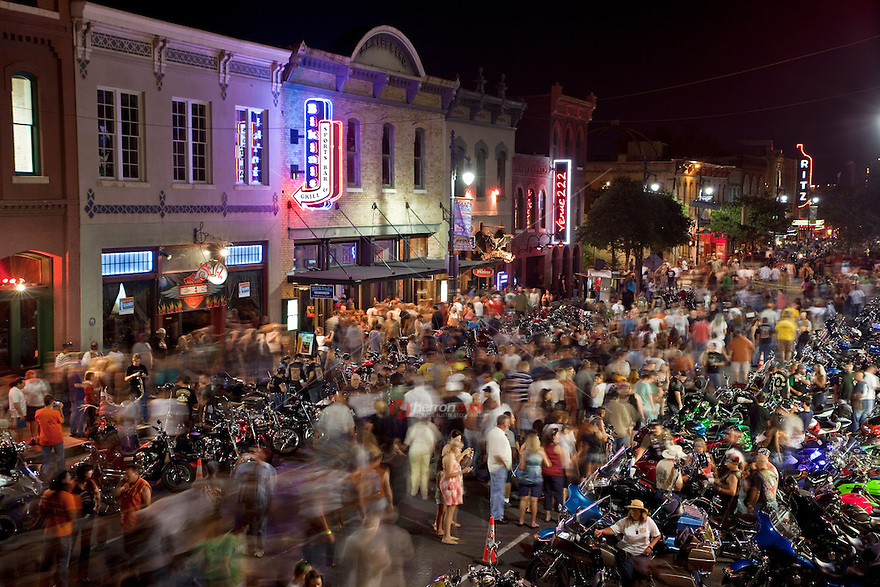 The Republic of Texas Biker Rally (ROT Biker Rally) is the biggest motorcycle rally in Texas. It is the fourth largest motorcycle rally of any kind in the U.S.