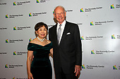 United States Representative Doris Matsui and Roger Sant, a member of the National Symphony Board, arrive for the formal Artist's Dinner honoring the recipients of the 42nd Annual Kennedy Center Honors at the United States Department of State in Washington, D.C. on Saturday, December 7, 2019. The 2019 honorees are: Earth, Wind & Fire, Sally Field, Linda Ronstadt, Sesame Street, and Michael Tilson Thomas.<br /> Credit: Ron Sachs / Pool via CNP