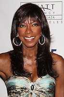 CENTURY CITY, CA, USA - MAY 02: Natalie Cole at the 21st Annual Race To Erase MS Gala held at the Hyatt Regency Century Plaza on May 2, 2014 in Century City, California, United States. (Photo by Celebrity Monitor)