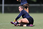CARY, NC - JULY 20: Marzia Josephson. The North Carolina Courage held a training session on July 20, 2017, at WakeMed Soccer Park Field 3 in Cary, NC.