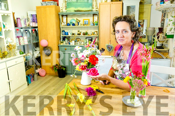 Maura Sheehy, Mauras Cottage Flowers, Ballyroe Tralee