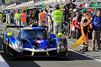 #4 COOL RACING (CHE) LIGIER JS P3 NISSAN JOHN SCHAUERMAN (USA) NICOLAS RONDET (FRA)