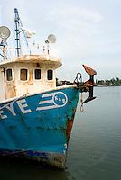 Jose Besteni's Tuna fishing Company K&O in Tuxpan. Veracruz, Mexico. June 18, 2007