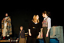 Three Sisters by Anton Cheknov,adapted by Christopher Hampton.Directed by Sean Holmes and Filter. With With Romola Garai as Masha,Clare Dunne as Irina.Opens at The Lyric Theatre Hammersmith  on 25/1/10. CREDIT Geraint Lewis