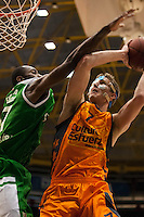 Valencia Basket - Stelmet Zielona Gora (21-1-2014)