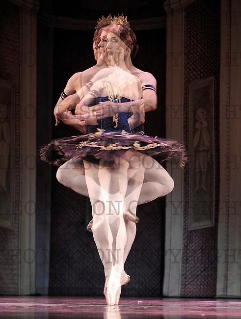 Les Ballets Trockadero de Monte Carlo Raymonda's Wedding<br /> Raymonda Fernando Madina Gallego 14.09.10