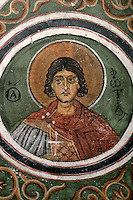 Photios,cross-vault paintings,crypt,AD 955,Osios Loukas Monastery,Greece