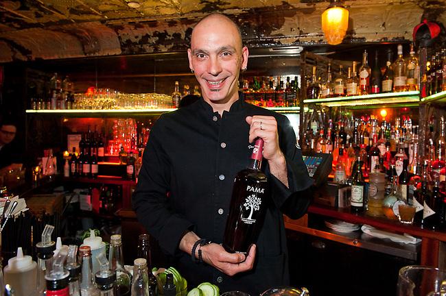 Liquor.com and PAMA event at Macao, New York City.