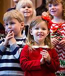 St. Andrew Preschool Christmas 2015