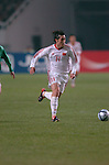 China vs Iran during the Olympic Preliminary Qualifier Group C match on March 27, 2004  at the Wuhan Sports Centre in Wuhan, China. Photo by World Sport Group