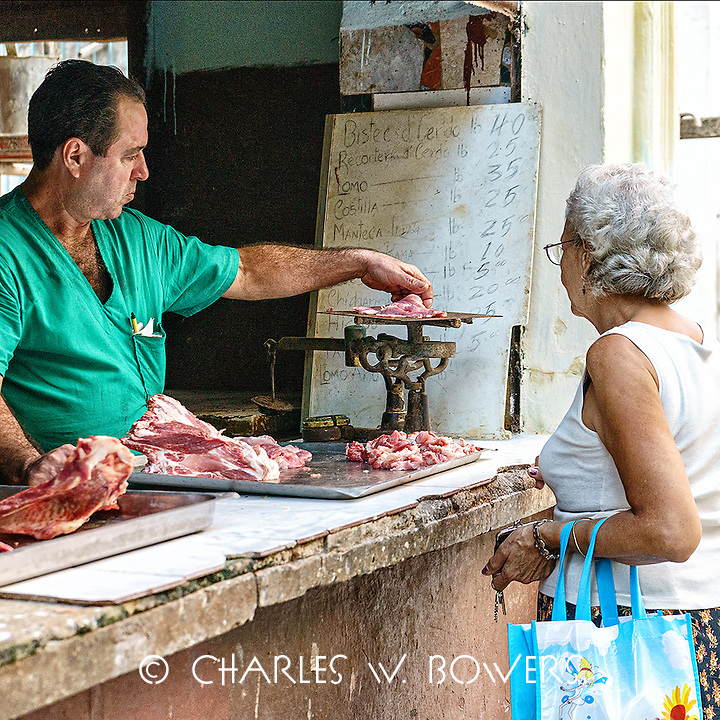 Faces Of Cuba - There will be meat for dinner for sure.<br />