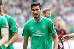 01.09.2019, wohninvest Weserstadion, Bremen, GER, 1.FBL, Werder Bremen vs FC Augsburg, <br /> <br /> DFL REGULATIONS PROHIBIT ANY USE OF PHOTOGRAPHS AS IMAGE SEQUENCES AND/OR QUASI-VIDEO.<br /> <br />  im Bild<br /> <br /> Nuri Sahin (Werder Bremen #17)<br /> <br /> Foto © nordphoto / Kokenge