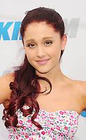 CARSON, CA - MAY 12: Ariana Grande attends 102.7 KIIS FM's Wango Tango at The Home Depot Center on May 12, 2012 in Carson, California. /NortePhoto.com<br /> <br /> **CREDITO*OBLIGATORIO** *No*Venta*A*Terceros*<br /> *No*Sale*So*third*