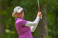 Stacy Lewis (USA) watches her tee shot on 11 during round 2 of the U.S. Women's Open Championship, Shoal Creek Country Club, at Birmingham, Alabama, USA. 6/1/2018.<br /> Picture: Golffile | Ken Murray<br /> <br /> All photo usage must carry mandatory copyright credit (&copy; Golffile | Ken Murray)