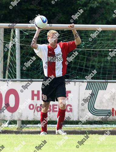 2008-08-05 / Voetbal / seizoen 2008-2009 / SK Schoten / Stef Van Rooijen..Foto: Maarten Straetemans (SMB)