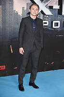 Ben Hardy<br /> at the &quot;X-Men Apocalypse&quot; premiere held at the IMAX, South Bank, London<br /> <br /> <br /> &copy;Ash Knotek  D3116  09/05/2016