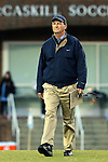 23 October 2014: UNC head coach Anson Dorrance. The University of North Carolina Tar Heels hosted the Florida State University Seminoles at Fetzer Field in Chapel Hill, NC in a 2014 NCAA Division I Women's Soccer match. The game ended in a 1-1 tie after double overtime.