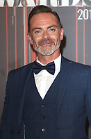 Daniel Brocklebank at The British Soap Awards 2019 arrivals. The Lowry, Media City, Salford, Manchester, UK on June 1st 2019<br /> CAP/ROS<br /> ©ROS/Capital Pictures