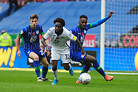 Nathan Dyer of Swansea City in action during the Sky Bet Championship match between Wigan Athletic and Swansea City at The DW Stadium in Wigan, England, UK. Saturday 2 November 2019