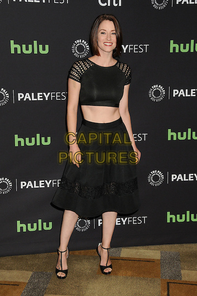 13 March 2016 - Hollywood, California - Chyler Leigh. 33rd Annual PaleyFest - &quot;Supergirl&quot; held at the Dolby Theatre. <br /> CAP/ADM/BP<br /> &copy;BP/ADM/Capital Pictures
