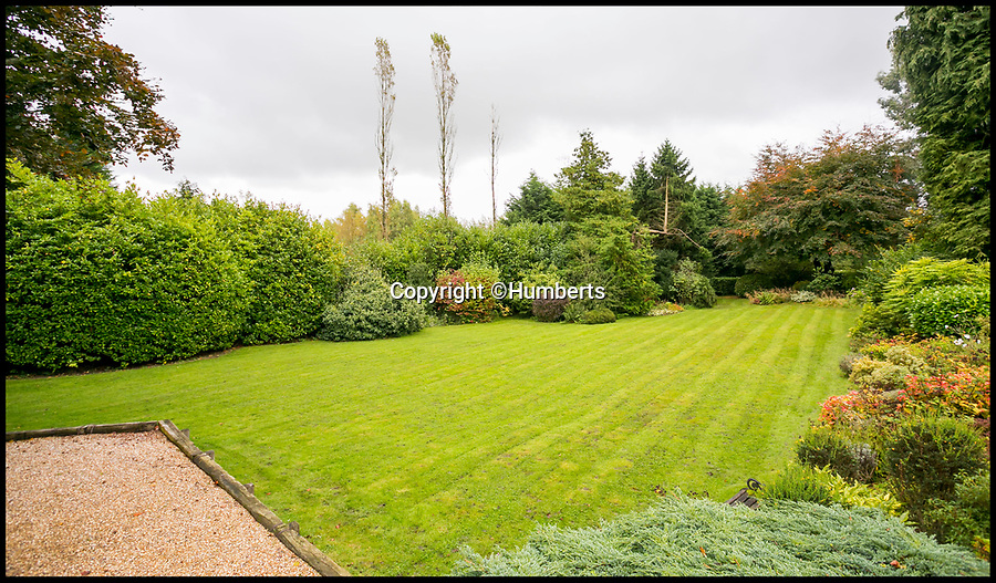 BNPS.co.uk (01202 558833)<br /> Pic: Humberts/BNPS<br /> <br /> And you thought your neighbours were nosy...<br /> <br /> The former home of Cambridge spy Donald Maclean that he left behind when he defected to the Soviet Union in the 1950s has gone on the market.<br /> <br /> The British diplomat-turned-traitor fled 2 Beacon Shaw in the Surrey village of Tatsfield on May 25, 1951 after he had been tipped off that MI5 knew he was a Russian spy.<br /> <br /> He kissed his heavily pregnant wife Melinda and their two children goodbye on the doorstep before he and fellow spy Guy Burgess drove to Southampton and caught a ferry to the continent. <br /> <br /> The 1918 property is on the market with estate agents Humberts for £895,000.