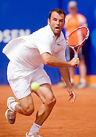 16-7-08, Amersfoort, Tennis, Dutch Open,  Marc Gicquel