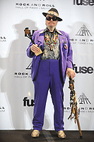 ***FILE PHOTO*** Dr. John Has Passed Away at the age of 77.<br /> Dr. John at the 26th annual Rock and Roll Hall of Fame Induction Ceremony at The Waldorf=Astoria  in New York City. March 14, 2011. Credit: Dennis Van Tine/MediaPunch<br /> CAP/MPI<br /> ©MPI/Capital Pictures