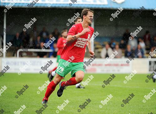 2015-07-26 / Voetbal / seizoen 2015-2016 / Berg en Dal VV / Jens Van der Sanden<br /><br />Foto: Mpics.be