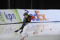 SCHAATSEN: SALT LAKE CITY: Utah Olympic Oval, 16-11-2013, Essent ISU World Cup, 1500m, Christine Nesbitt (CAN), ©foto Martin de Jong